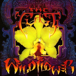 The Cult-Wild Flower Album Art